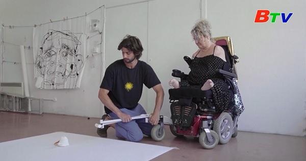 Chấp cánh sáng tạo nghệ thuật cho người khuyết tật