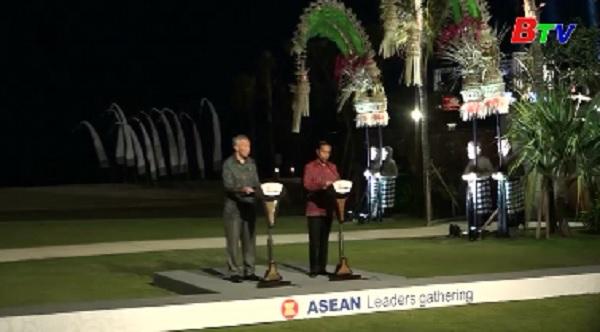 Các nhà lãnh đạo ASEAN nhất trí mục tiêu thương mại tự do