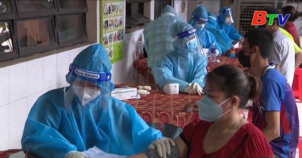 Bình Dương đảm bảo bao phủ vaccine cho người dân