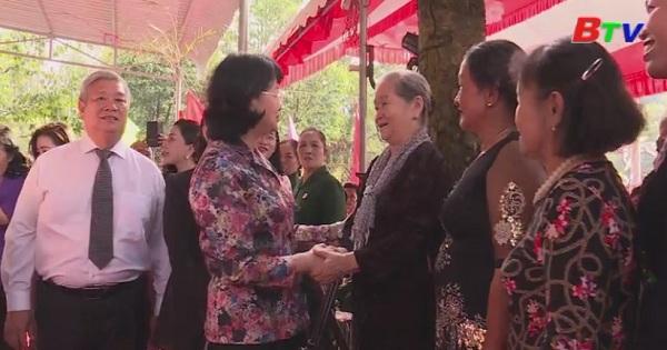 Ngày hội Đại đoàn kết khu dân cư ấp Đồng Tâm