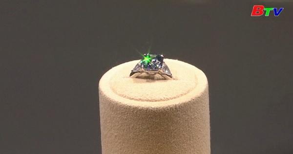 Thụy sỹ sắp bán đấu giá nhẫn kim cương 7,03 carat