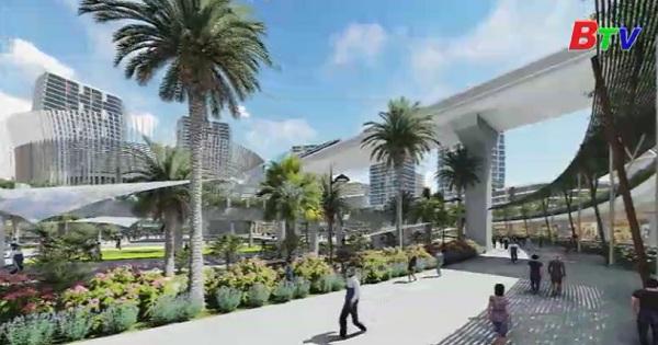 Thành phố thông minh đem lại nhiều tiện ích cho người dân