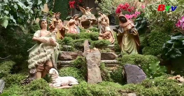 Đến thị trấn Luceram - Pháp để chiêm ngưỡng các hoạt cảnh giáng sinh
