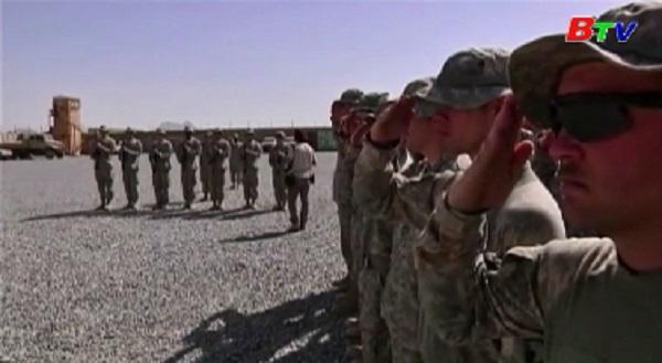 Mỹ xem xét kế hoạch phân bổ lại lực lượng tại Afghanistan