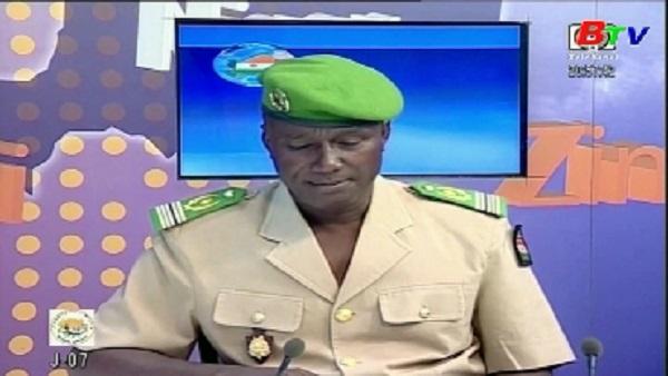 Doanh trại quân đội Niger bị tấn công