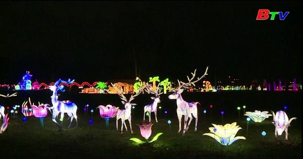 Rực rỡ lễ hội đèn lồng ở Estonia
