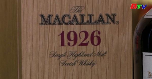 Bộ sưu tập rượu Whisky lớn nhất thế giới