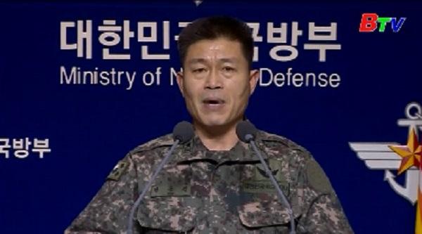 Thêm thông tin về loại tên lửa được thử của Triều Tiên