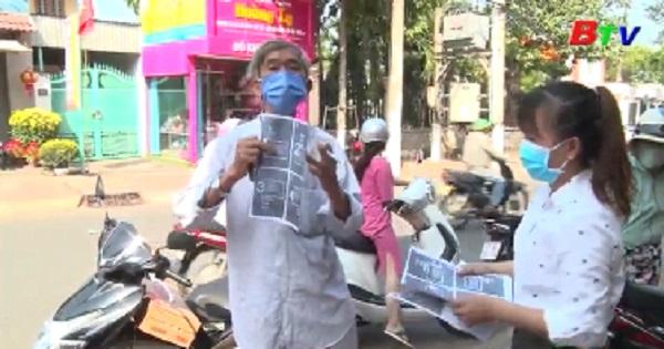 Thành phố Thủ Dầu Một chủ động phòng chống dịch bệnh Covid-19