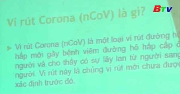 Thành phố Thủ Dầu Một tập huấn công tác phòng chống dịch Covid-19