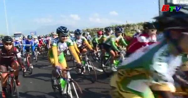 Chặng 5 Gải Xe đạp nữ Biwase 2017