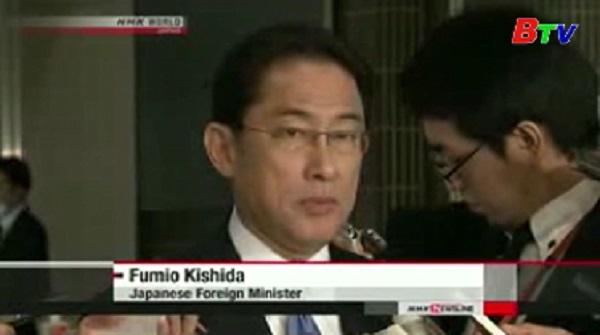 Phản ứng của các nước về việc phế truất Tổng thống Hàn Quốc