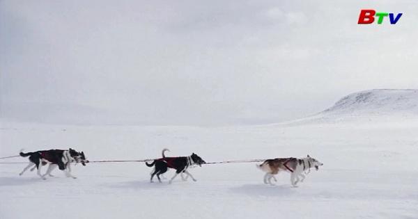 Kết thúc phiên bản 2017  hành trình Fjallraven Polar
