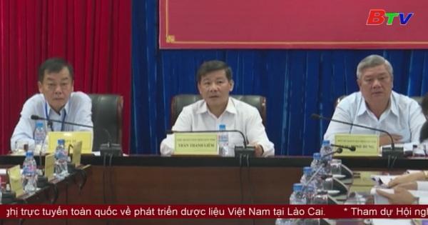 Hội nghị toàn quốc về phát triển dược liệu Việt Nam