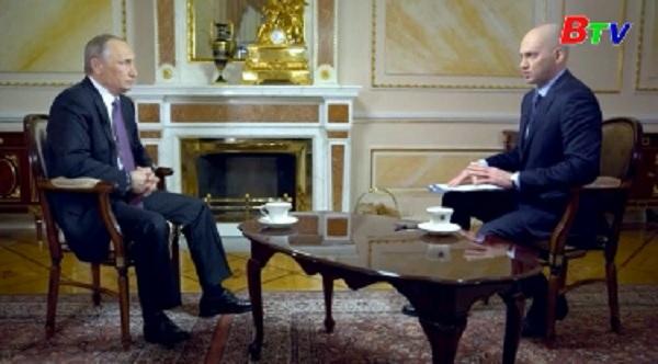 Tổng thống Nga nhận định quan hệ với Mỹ xấu đi