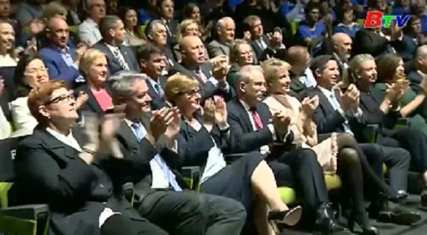 Bầu cử Australia - Thủ tướng Morrison tập trung vào vấn đề kinh tế
