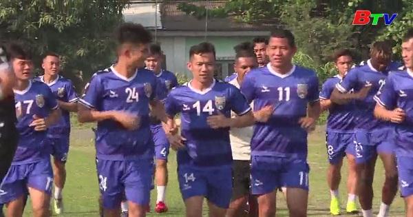 Bảng G - AEC Cúp 2019 - Trước trận Ceres Negros Becamex Bình Dương