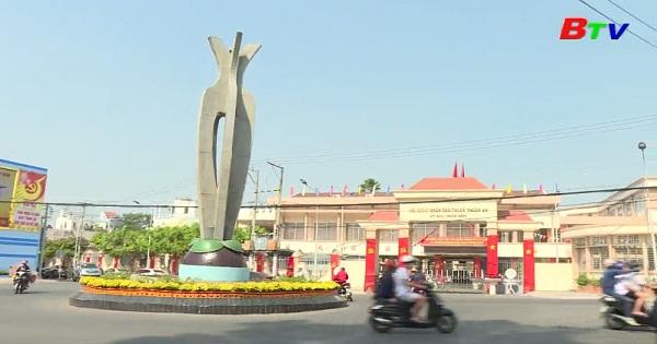 Thuận An - Thành phố trẻ năng động