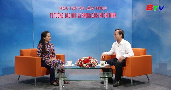 Hồ Chí Minh - Cả cuộc đời vì nước, vì dân