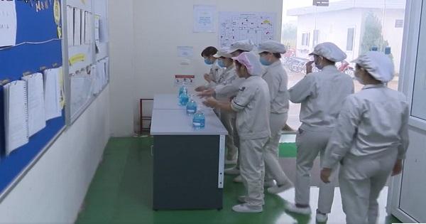 Không để dịch bệnh lây lan trong các khu công nghiệp