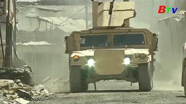 Iraq giải phóng một khu vực rộng lớn phía Tây Mosul