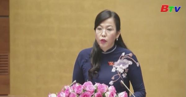 Khai mạc phiên chất vấn tại kỳ họp thứ 3, Quốc hội khóa XIV