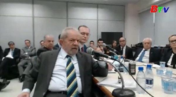 Cựu Tổng thống Brazil bị tuyên bố hơn 9 năm tù giam