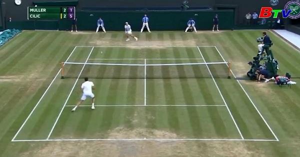 Vòng tứ kết Giải quần vợt  Wimbledon 2017