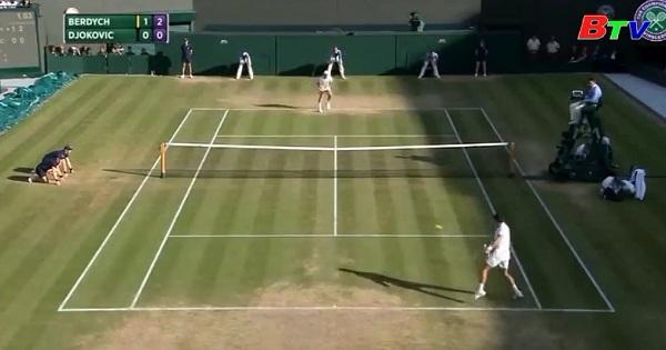 Kết quả vòng tứ kết đơn nam Wimbledon 2017