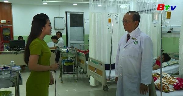 Phòng ngừa cúm AH1N1 trong cộng đồng (Sống khỏe mỗi ngày 12/07/2018)