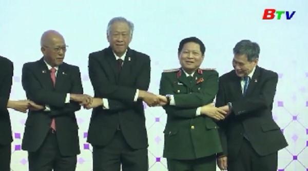 Hội nghị Bộ trưởng Quốc phòng các nước ASEAN tại Thái Lan