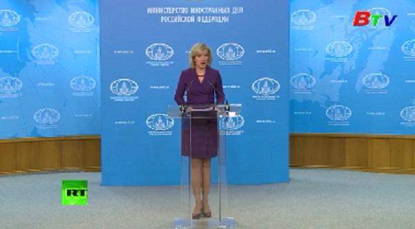 Nga chỉ trích chính sách của Mỹ tạo căng thẳng trong vấn đề Iran