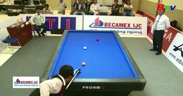 Billiards Bình Dương trước thềm mùa giải mới