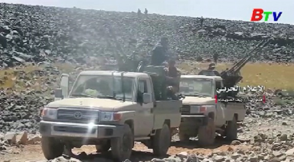 Quân đội Syria đạt được bước tiến tại Sweida