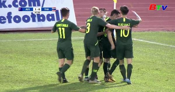 Giải U18 Đông Nam Á - Cúp Next Media 2019: Lượt trận thứ 3 Bảng B
