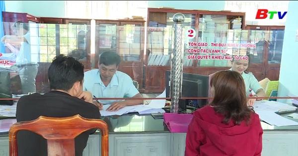 Đảng bộ xã Minh Thạnh đẩy mạnh học tập và làm theo Bác
