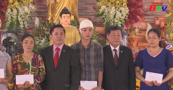 Đại lễ cầu siêu nạn nhân tử vong do tai nạn giao thông
