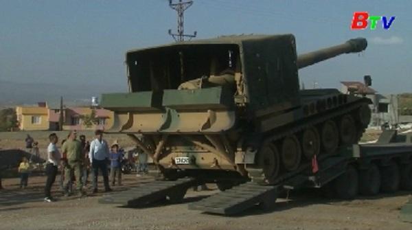 Thổ Nhĩ Kỳ hòan tất việc mua tên lửa phòng thủ của Nga