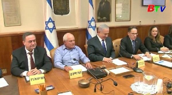 Israel quan ngại sự can thiệp của Iran vào Syria