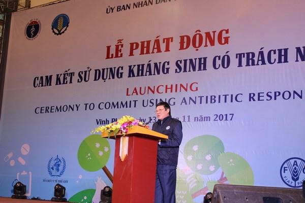 WHO kêu gọi chấm dứt tình trạng lạm dụng thuốc kháng sinh