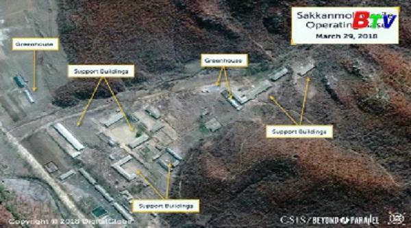 Triều Tiên đang vận hành nhiều cơ sở tên lửa ngầm