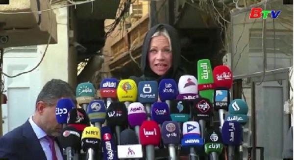 LHQ kêu gọi Iraq cải cách, giải quyết bất ổn