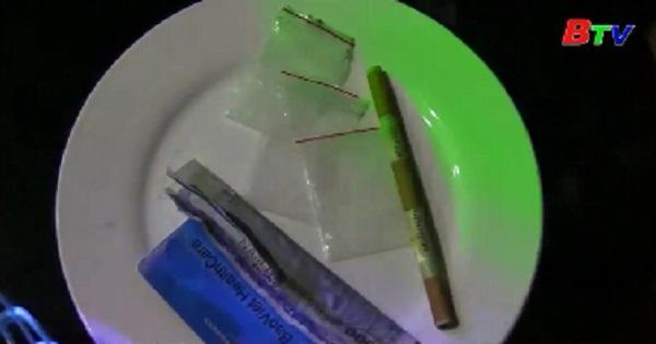 Bình Dương: Người nghiện ma túy tiếp tục tăng
