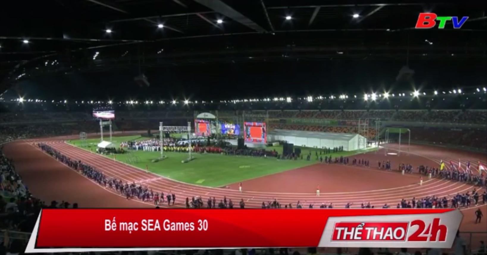 Bế mạc SEA Games 30