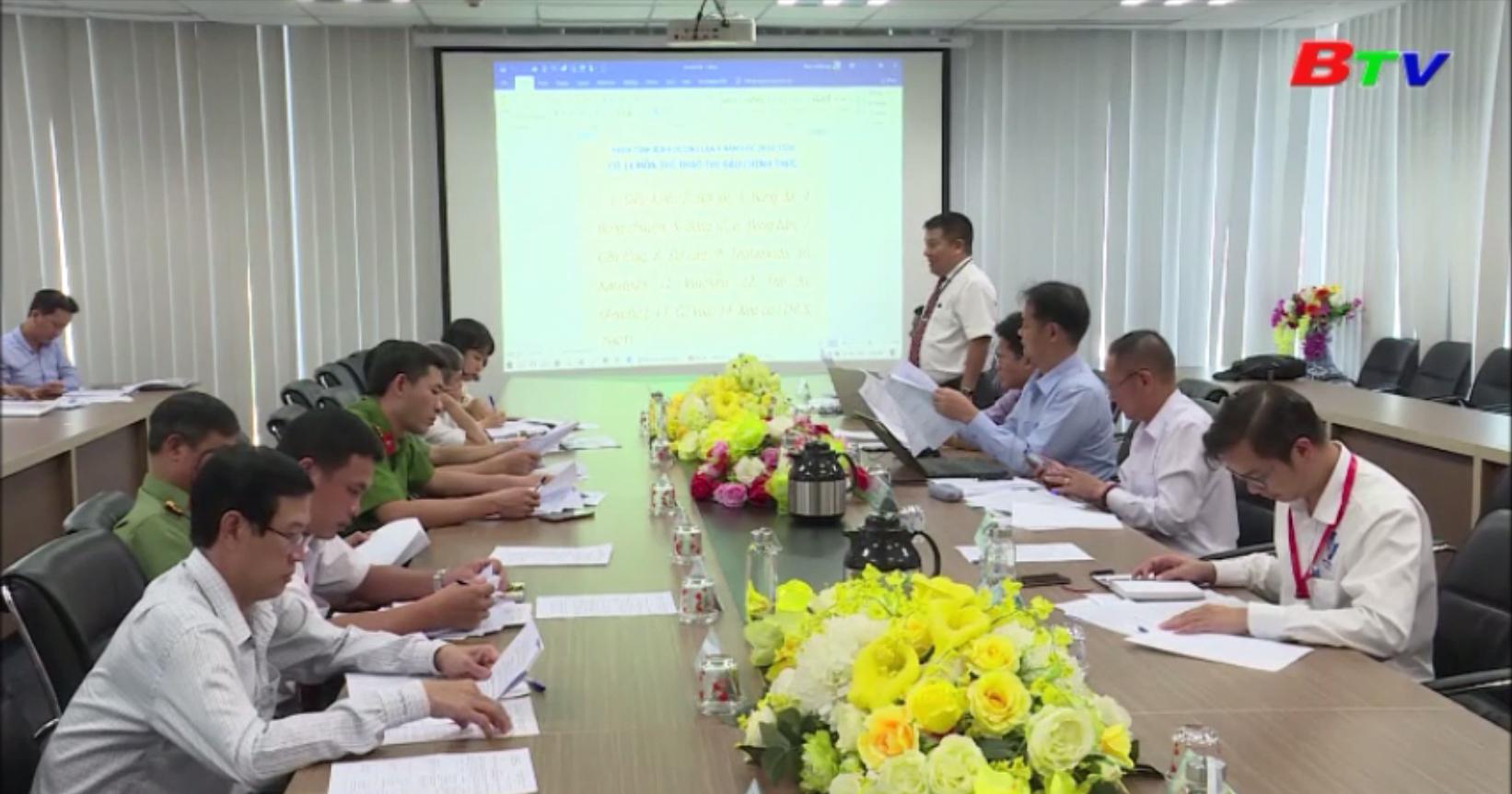 Triển khai kế hoạch tổ chức Hội khỏe Phù Đổng tỉnh Bình Dương lần thứ X năm 2019 - 2020