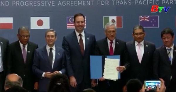 Hiệp định đối tác toàn diện và tiến bộ xuyên Thái Bình Dương (CPTPP) chính thức có hiệu lực với Việt Nam