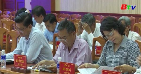 Thị Ủy Tân Uyên triển khai kế hoạc rà soát, điều chỉnh, bổ sung quy hoạch cán bộ