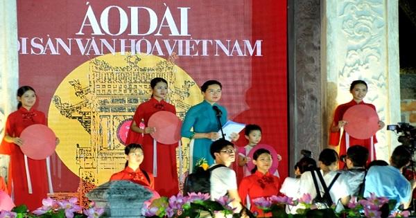 Áo dài – Di sản văn hóa Việt Nam