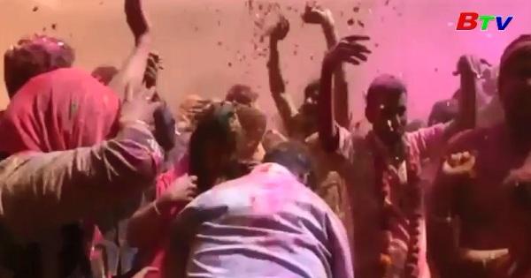 Holi - Cuộc chiến màu sắc ở Ấn Độ