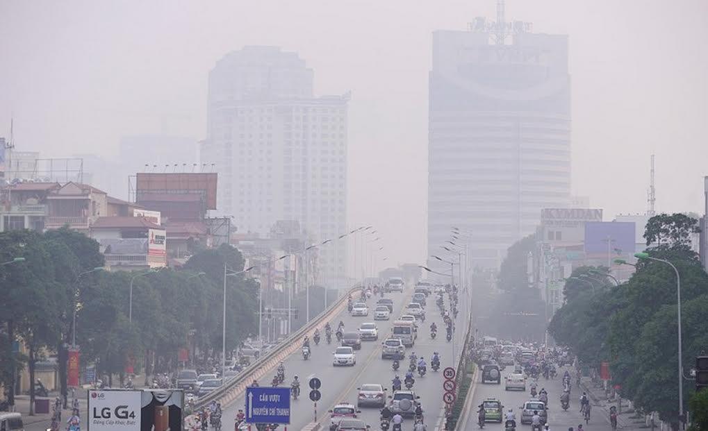 Hà Nội là thành phố ô nhiễm thứ 2 ở Đông Nam Á